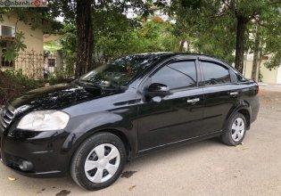 Bán ô tô Daewoo Gentra SX 1.5 MT đời 2009, màu đen chính chủ giá 160 triệu tại Hà Nội