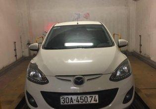 Cần bán lại xe Mazda 2 2015, màu trắng, giá 399tr xe còn mới nguyên giá 399 triệu tại Hà Nội
