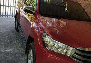Bán Toyota Hilux sản xuất 2017, màu đỏ, nhập khẩu nguyên chiếc chính hãng giá 548 triệu tại Bình Dương