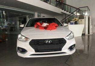 Bán Hyundai Accent đời 2019, màu trắng giá cạnh tranh giá 475 triệu tại Tp.HCM