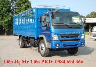 Bán xe tải Nhật Bản tải 7 tấn thùng 6.9m máy 170PS, hỗ trợ đóng thùng các loại giá 855 triệu tại Hà Nội
