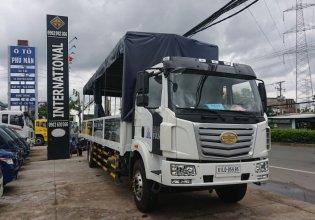 Gía xe tải FAW thùng dài 7T25 thùng mui bạt thùng 10 mét  giá 990 triệu tại Tp.HCM
