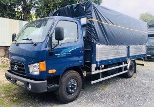 Xe Hyundai 2T4 thùng 4.3 - xe tải Hyundai thùng kín - bán trả góp trả 120 triệu lấy xe giá 700 triệu tại Bình Dương