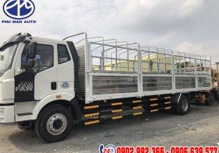Xe Faw 8 tấn thùng 10 mét - xe FAW 8 tấn thùng dài chở pallet  giá 900 triệu tại Bình Dương