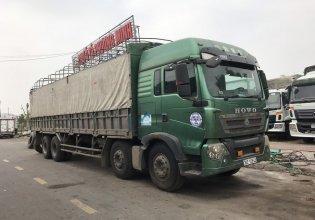 Bán xe Howo 4 chân T5G đã qua sử dụng xe rất mới giá 690 triệu tại Nghệ An