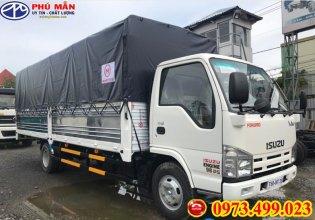 Xe tải Isuzu 1.9 tấn thùng 6m2 giá cạnh tranh  giá 535 triệu tại Bình Dương