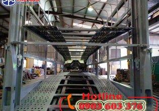 Xe tải chở ô tô con  FAW 7t25 thùng dài 9m7 - Hỗ trợ trả góp. giá 1 tỷ 50 tr tại Tp.HCM