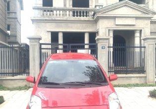 Bán Toyota Yaris 1.3 AT năm 2008, màu đỏ, nhập khẩu giá 315 triệu tại Hà Nội