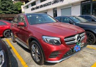 Xe cũ chính hãng Mercedes GLC300 2020 màu đỏ, nội thất kem, siêu lướt giá tốt giá 2 tỷ 209 tr tại Hà Nội