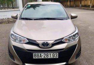 Cần bán Toyota Vios e 2019, màu vàng cát bản E 7 túi khí chạy 2800km giá 470 triệu tại Hà Nội