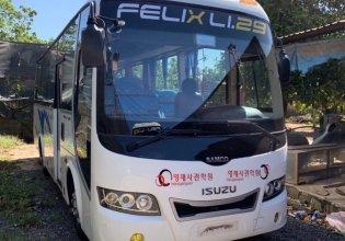Bán xe Samco Felix 29 ghế, đời 2017 giá 980 triệu tại Tp.HCM