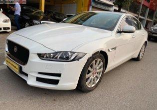Xe Jaguar XF 2.0 AT sản xuất năm 2015, màu trắng, nhập khẩu nguyên chiếc giá 1 tỷ 480 tr tại Hà Nội