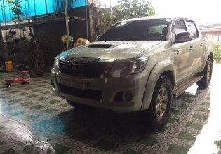Bán Toyota Hilux năm 2011, màu bạc, nhập khẩu nguyên chiếc chính chủ giá 370 triệu tại Nghệ An