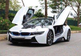 Cần bán lại xe BMW i8 2015, màu trắng, nhập khẩu giá 3 tỷ 650 tr tại Tp.HCM