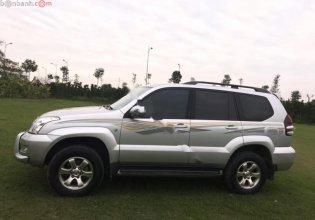 Bán xe Toyota Prado GX 2.7 AT sản xuất năm 2008, màu bạc, nhập khẩu Nhật Bản chính chủ giá 660 triệu tại Hà Nội