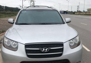 Bán Hyundai Santa Fe sản xuất năm 2006, màu bạc, giá chỉ 375 triệu giá 375 triệu tại Hà Nội