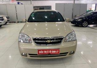 Bán xe Chevrolet Lacetti đời 2011, màu ghi vàng  giá 250 triệu tại Phú Thọ