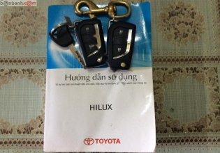 Bán Toyota Hilux sản xuất 2015, màu bạc, nhập khẩu nguyên chiếc chính chủ, giá tốt giá 535 triệu tại Gia Lai