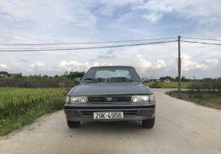 Cần bán xe Toyota Corolla 1989, màu xám, nhập khẩu Nhật Bản giá cạnh tranh giá 38 triệu tại Vĩnh Phúc