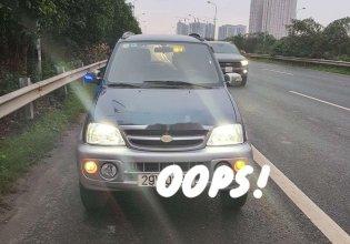 Cần bán Daihatsu Terios sản xuất 2005, nhập khẩu, giá chỉ 165 triệu giá 165 triệu tại Hà Nội