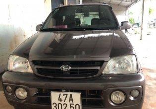 Cần bán xe Daihatsu Terios đời 2005, màu đen, nhập khẩu, giá chỉ 215 triệu giá 215 triệu tại Đắk Lắk