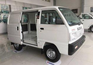 Bán nhanh chiếc xe tải hạng nhẹ Suzuki Blind Van, đời 2020, có sẵn xe, giao nhanh toàn quốc giá 283 triệu tại Hà Nội