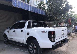 Cần bán lại xe Ford Ranger 3.2 AT Wildtrak đời 2016, màu trắng, xe nhập, giá 698tr giá 698 triệu tại Đồng Nai