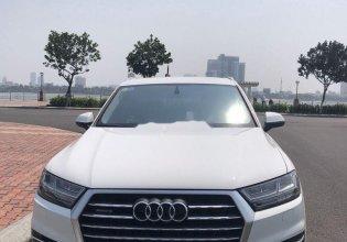 Bán Audi Q7 sản xuất năm 2018, xe nhập giá 3 tỷ 80 tr tại Hà Nội