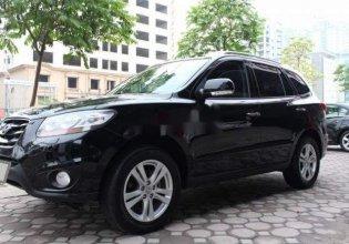 Cần bán Hyundai Santa Fe sản xuất 2010, giá 556tr giá 556 triệu tại Tp.HCM