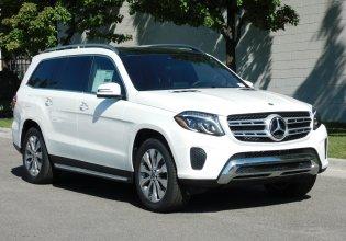Bán Mercedes GLS 450 đời 2020, màu trắng, nhập khẩu nguyên chiếc giá 4 tỷ 909 tr tại Tp.HCM