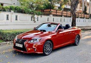 Cần bán xe Lexus IS 250C 2009, nhập khẩu nguyên chiếc giá 1 tỷ 239 tr tại Tp.HCM