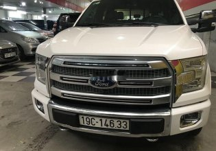 Cần bán xe Ford F 150 năm sản xuất 2015, màu trắng, nhập khẩu giá 2 tỷ 600 tr tại Hà Nội