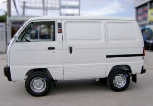 Mua xe giá thấp - Giao xe nhanh tận nhà với chiếc Suzuki Blind Van sản xuất 2020, giao nhanh giá 293 triệu tại Tp.HCM