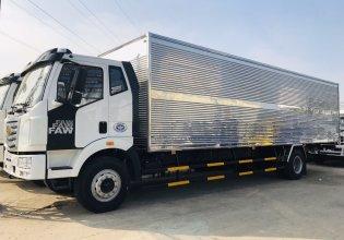 Bán xe tải 7 tấn thùng kín giá rẻ - xe tải faw 7 tấn thùng dài giá 990 triệu tại Bình Dương