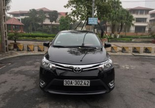 Chính chủ gia đình tôi cần bán chiếc Toyota Vios 2014 số sàn, màu đen, ai có nhu cầu liên hệ giá 335 triệu tại Hà Nội
