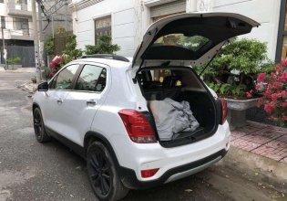 Bán Chevrolet Trax đời 2017, màu trắng, nhập khẩu nguyên chiếc giá 500 triệu tại Tp.HCM