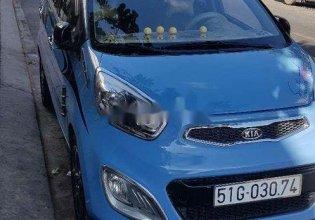 Bán Kia Morning AT sản xuất 2011, màu xanh, xe nhập xe gia đình, 239 triệu giá 239 triệu tại Cần Thơ