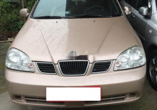 Cần bán xe Daewoo Lacetti sản xuất năm 2004, giá 95tr giá 95 triệu tại Bắc Kạn