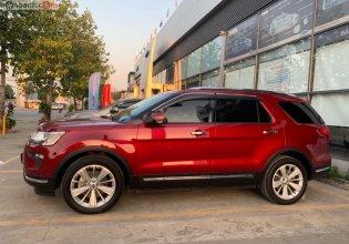 Cần bán gấp Ford Explorer Limited 2.3L EcoBoost đời 2019, màu đỏ, nhập khẩu nguyên chiếc giá 1 tỷ 890 tr tại Tp.HCM
