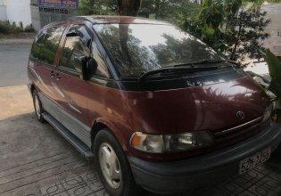 Bán Toyota Previa năm sản xuất 1991, màu nâu, nhập khẩu nguyên chiếc chính chủ, giá 110tr giá 110 triệu tại Tp.HCM