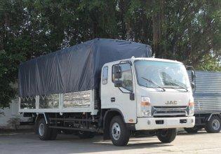 xe jac n650 plus thùng dài 6.25m giá 180 triệu tại Tp.HCM