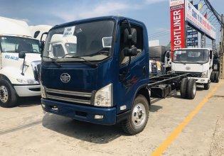 Bán xe tải FAW 7 tấn thùng bạt đời mới - xe tải 7 tấn thùng bạt giá Giá thỏa thuận tại Bình Dương