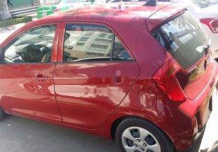 Bán Kia Morning đời 2015, màu đỏ chính chủ, giá 230tr giá 230 triệu tại Sóc Trăng