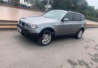 Bán BMW X3 sản xuất năm 2004, màu bạc, giá 255tr giá 255 triệu tại Hà Nội
