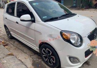 Cần bán xe Kia Morning sản xuất năm 2010, màu trắng số tự động giá 236 triệu tại Lạng Sơn