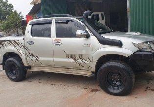 Bán xe Toyota Hilux 3.0G 2012, màu bạc, giá chỉ 400 triệu giá 400 triệu tại Hà Tĩnh