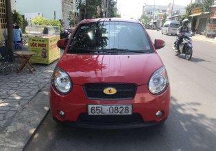 Cần bán gấp Kia Morning 2008, màu đỏ, nhập khẩu Hàn Quốc số tự động giá 222 triệu tại Cần Thơ