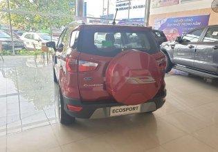 Cần bán Ford EcoSport sản xuất 2020, màu đỏ giá 545 triệu tại Đà Nẵng