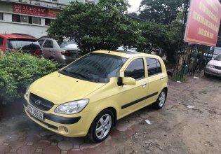 Cần bán lại xe Hyundai Click đời 2010, màu vàng, nhập khẩu giá 230 triệu tại Hà Nội