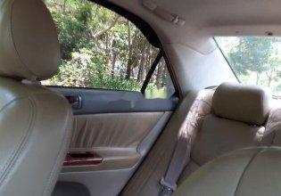 Cần bán lại xe Toyota Camry 2005, màu đen giá 415 triệu tại Đồng Tháp